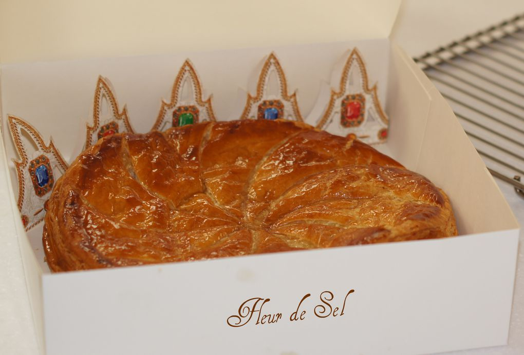 Album - Fleur de Sel's sweet and savoury