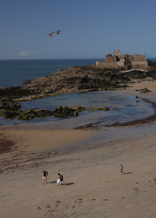 Quelques photos de Jersey et Saint-Malo