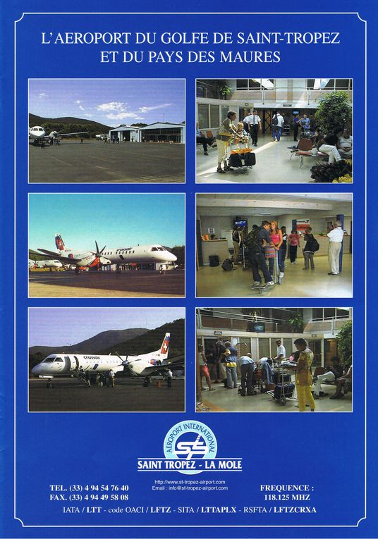 Le Magazine Aéroportuaire - Édition Borel - version 2003 -