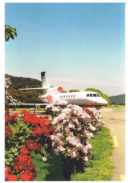 Avions ayant utiliser l'aérodrome de LA MOLE, dont certains avant 1997 - Arrêté 97 - année des restrictions