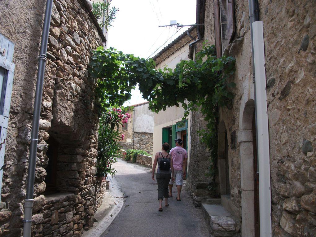 Semaine dans l'Hérault