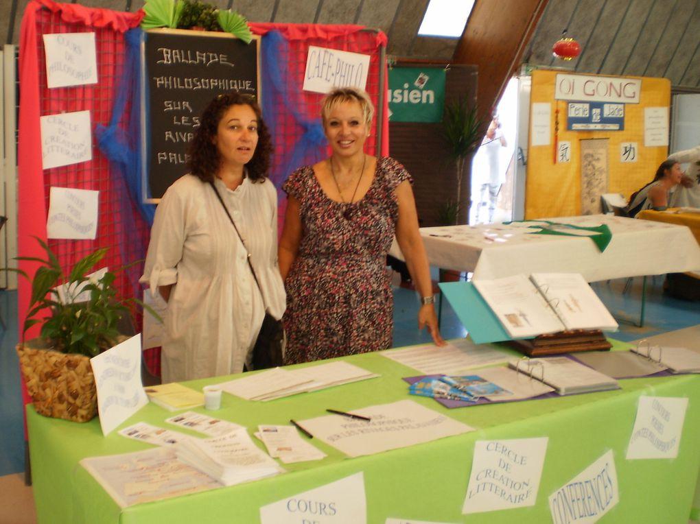 Foire aux associations - Palavas-les-Flots - Septembre 2010