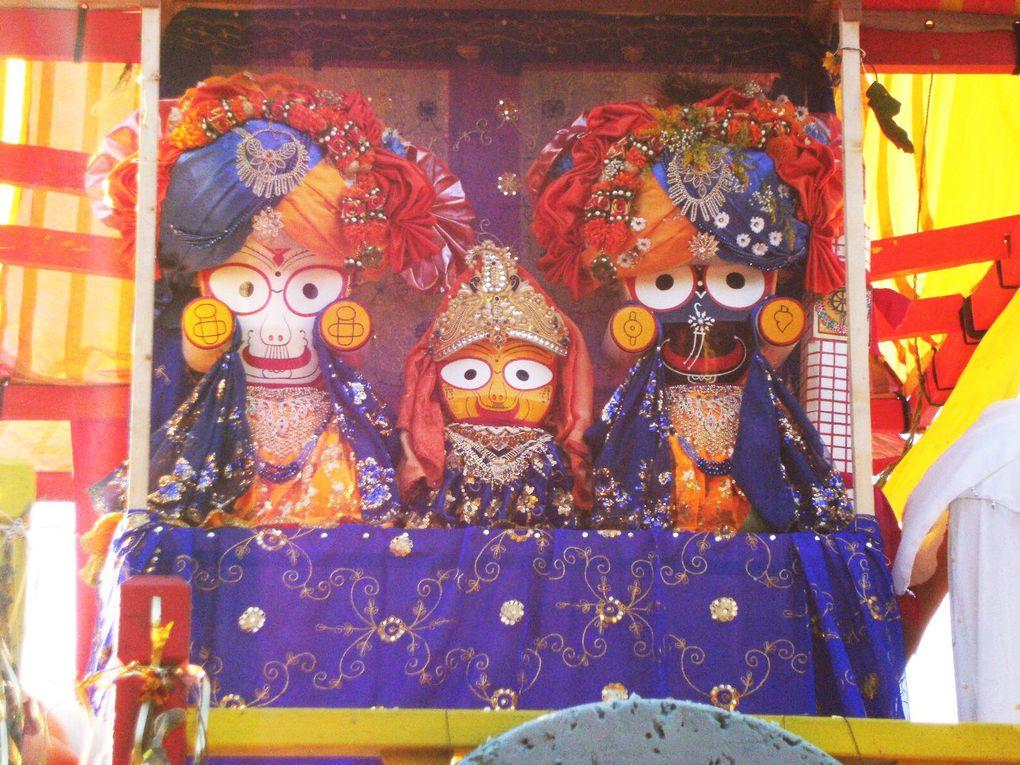 Photos festival Ratha-Yatra du 1er Juillet 2012 à Paris. (ISKCON) Défilé du Char de Jagannatha.The-visionnaire©2012tous droits réservés