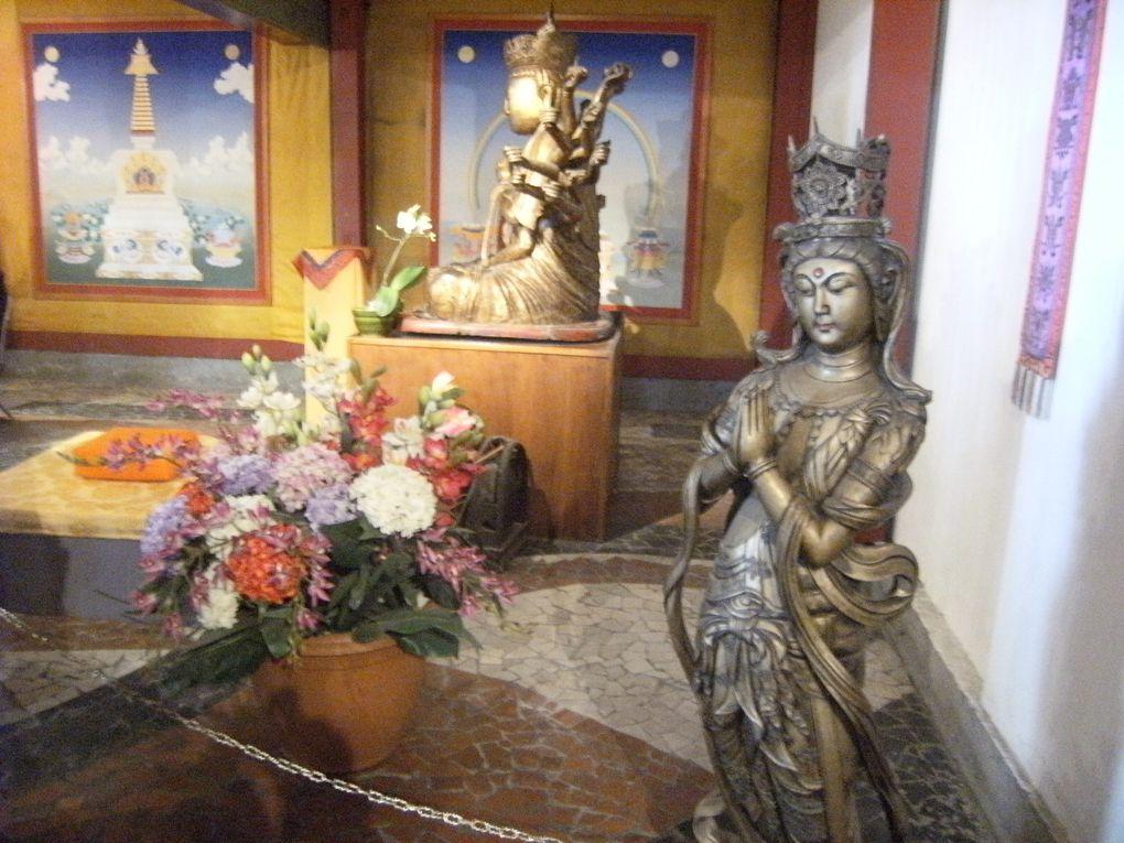 9ème anniversaire de Gautama Bouddha à la grande pagode du bois de Vincennes en 2013, France. The-Visionnaire©tous droits réservés. 2013.