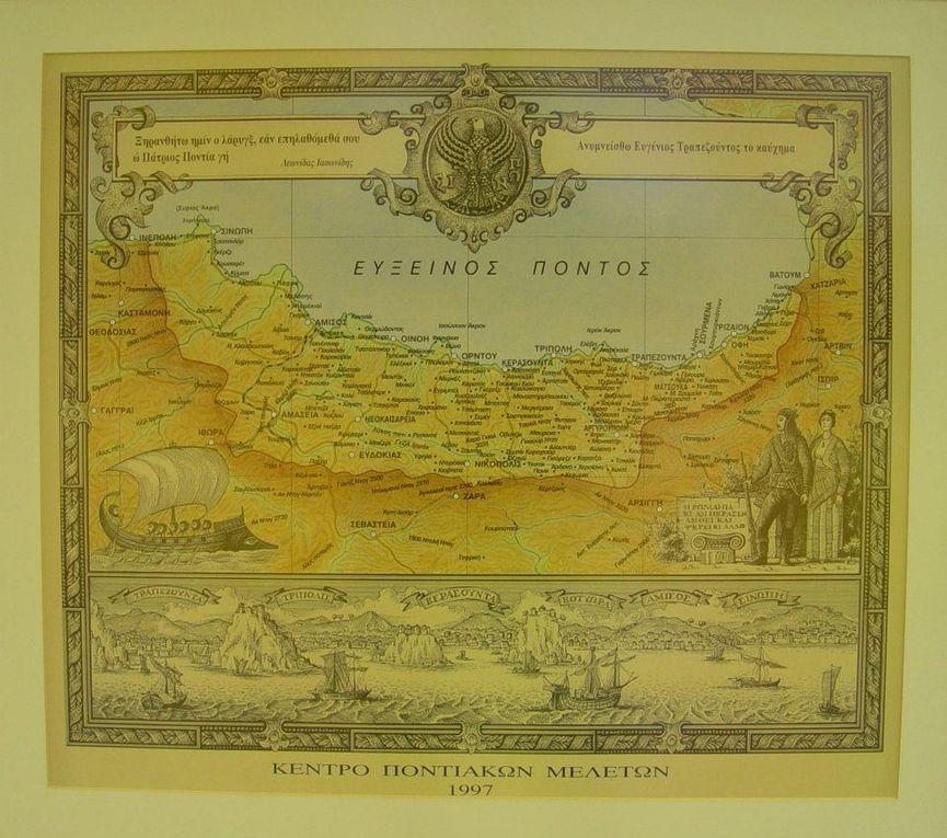 Album - Cartes - Χάρτης