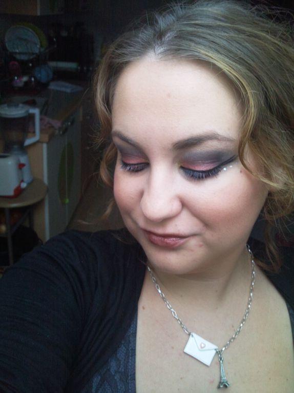 Album - makeup