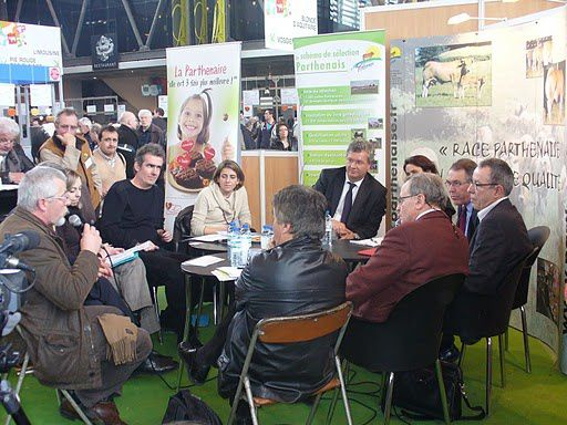 Album - Salon International d'Agriculture
