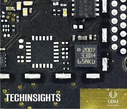 Gyroscope intégré dans l'iPhone 4, et qui sera intégré dans une future version d'iPad