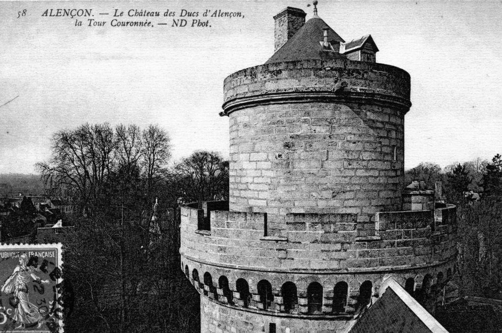 Iconographie sur le département de l'Orne au XIXème siècle