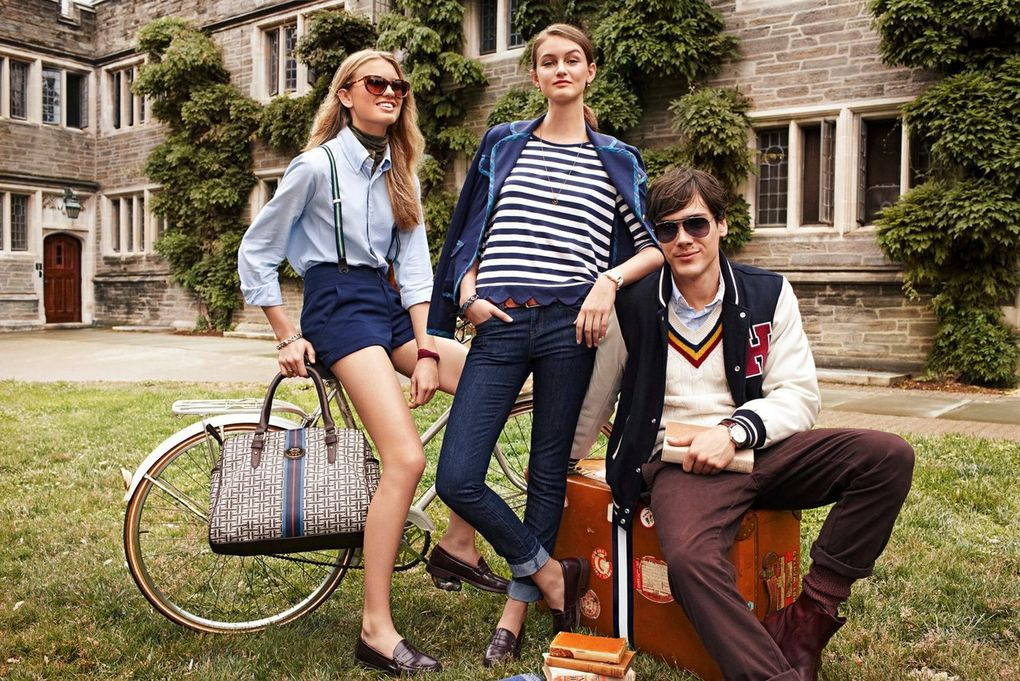 Preppy isn't just a style 