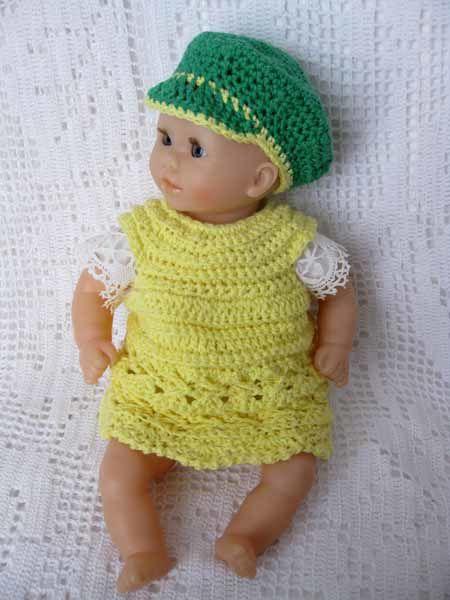 Vêtements petites poupées
