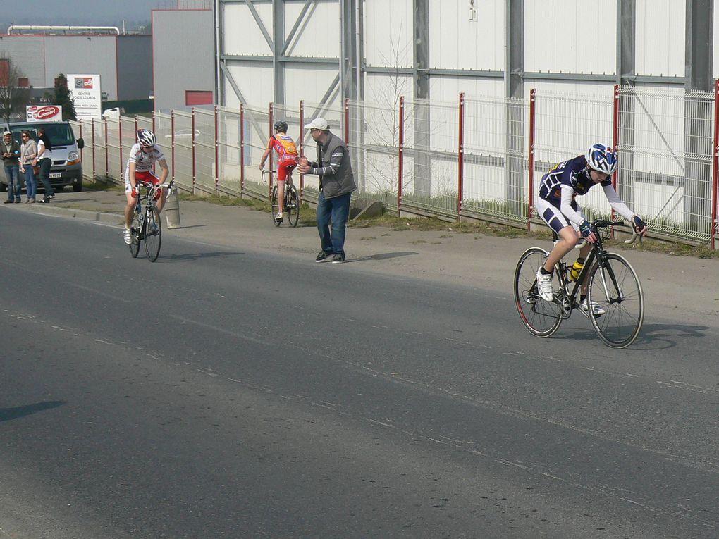 Course de Lamballe vu par Plaintel Veol Star