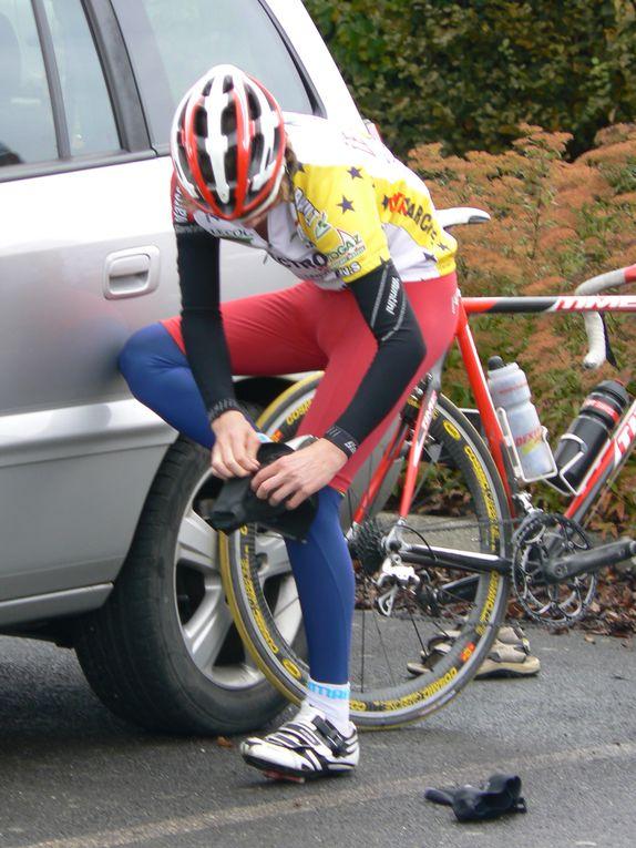 Entrainement de l'année 2011 2012 du club Plaintel Vélo Star