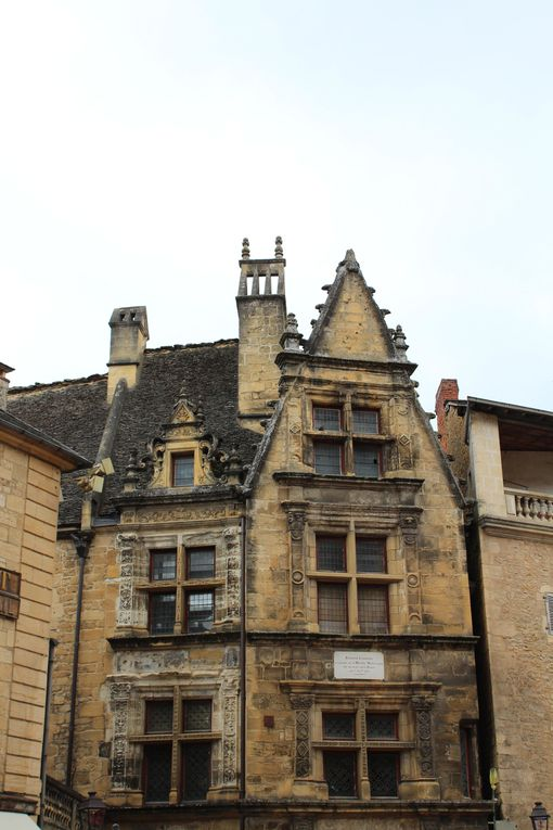 Capitale du Périgord Noir (24, Dordogne)