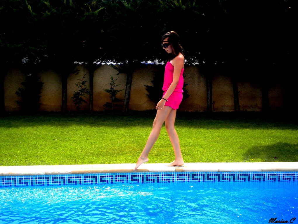 Album - Aquatique style and The pink girl