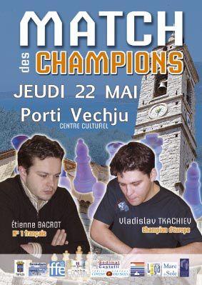 Les plus belles affiches de tournois d'échecs de ces dernières années.