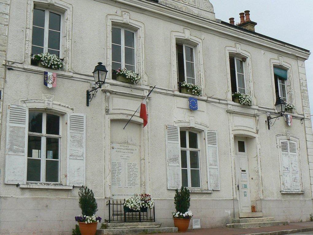 Randonnée solitaire du 5 juillet 2012. Randonnée n°10 des Chemins de Gally.