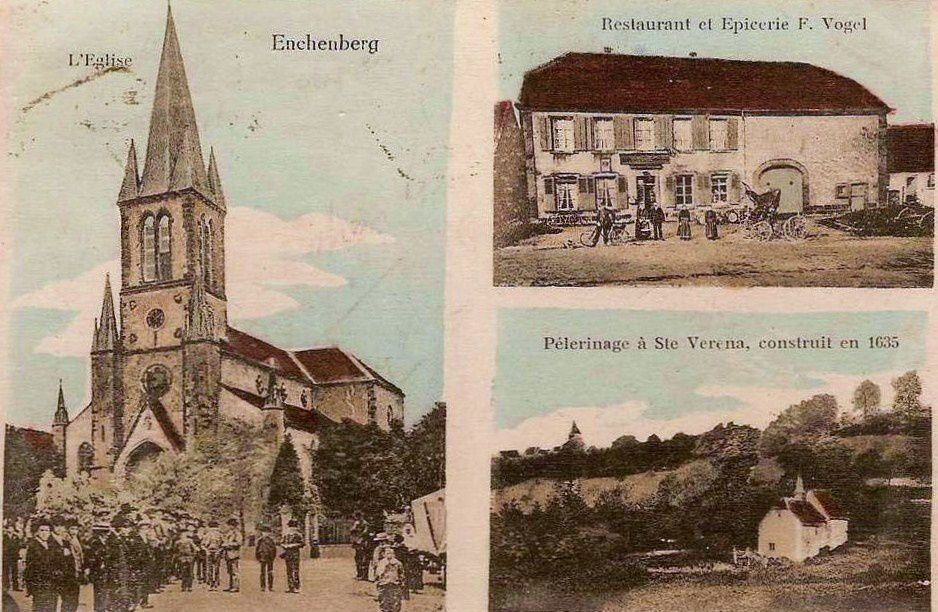 Album - Enchenberg