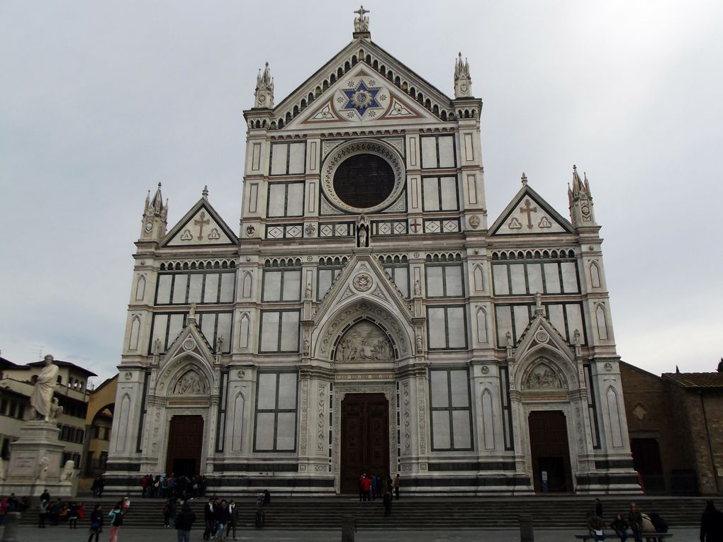 Rome, Gênes, Venise, Cagliari, Florence, Pise..