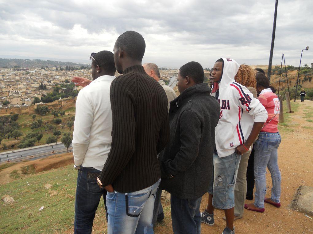 la visite culturelle du 23/10/2010