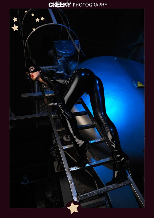 The real Catwoman