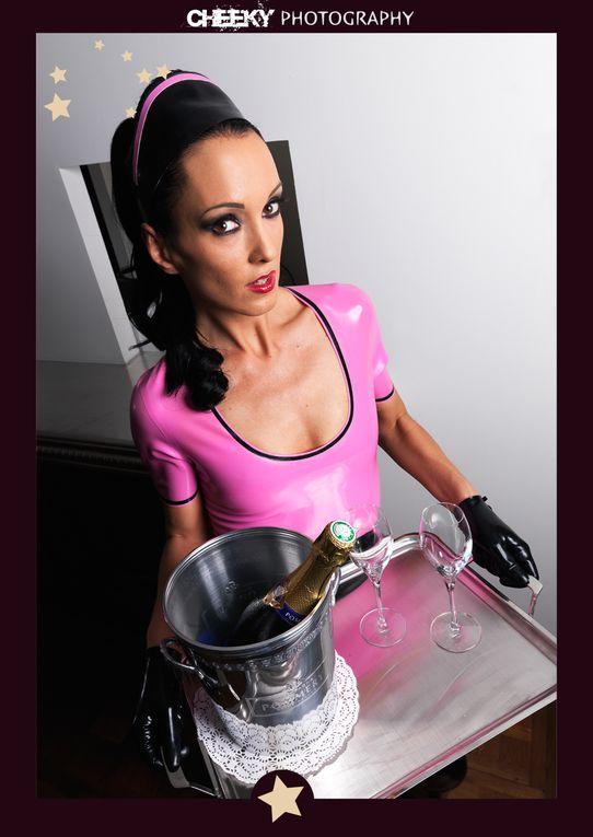 Pinky maid