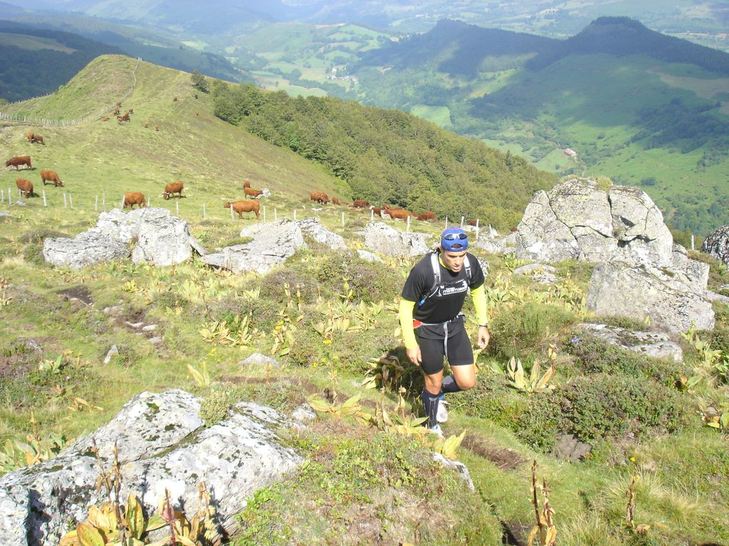 Album - Cantal Trail 30km