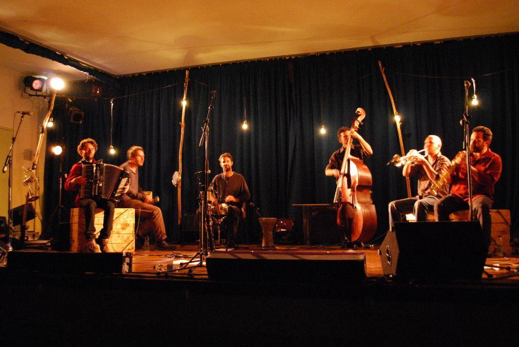 Album - Passerelles 2009