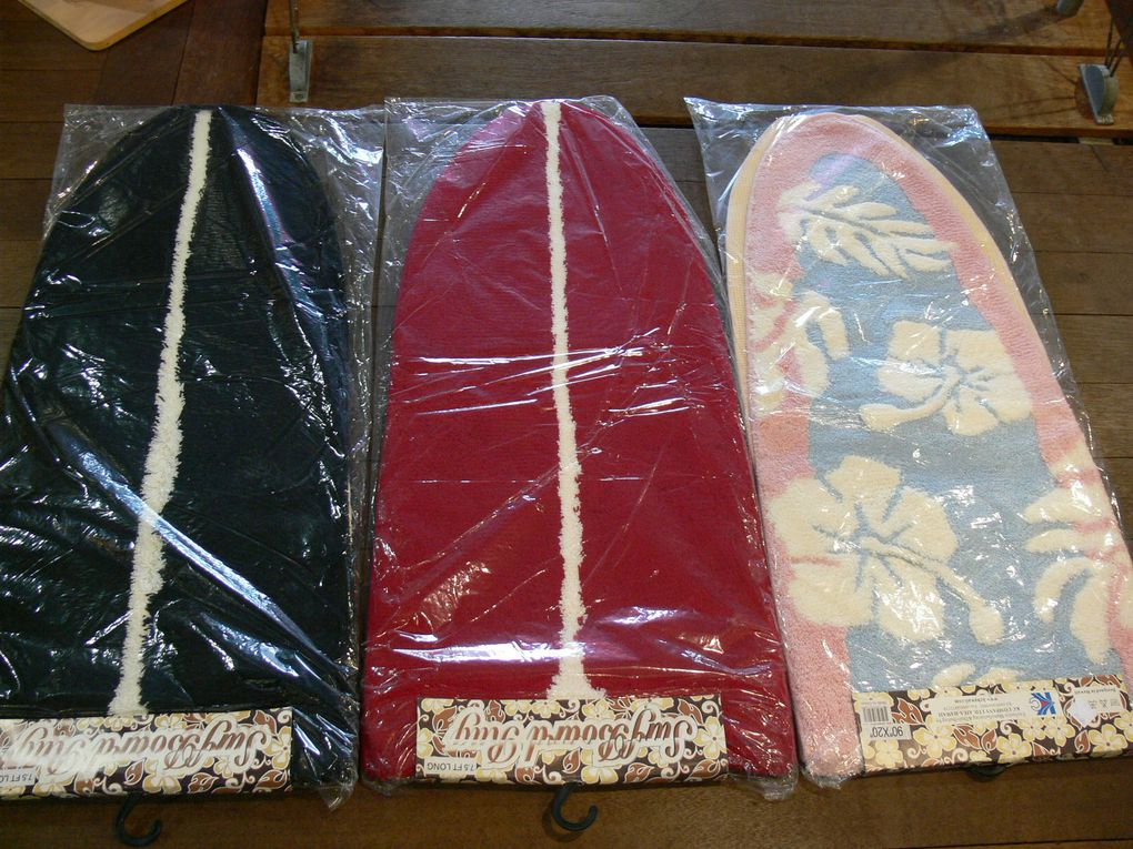 collecte tapis en forme de surf (import DIRECT from Hawaii)