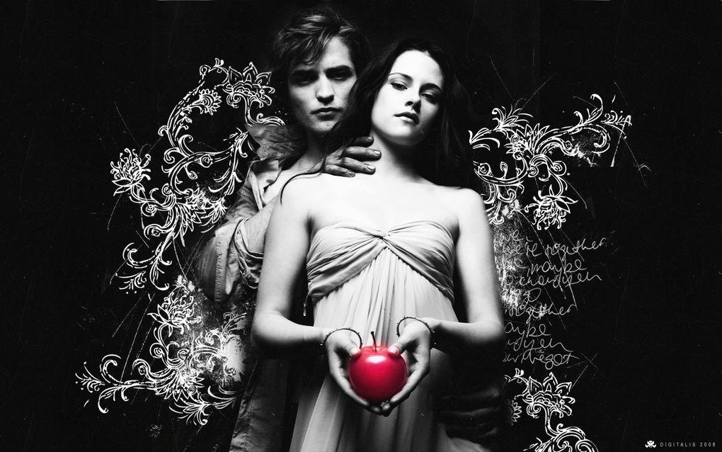 Las imágenes más románticas de Edward y Bella