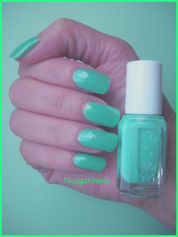 Album - Vernis-bleu-vert