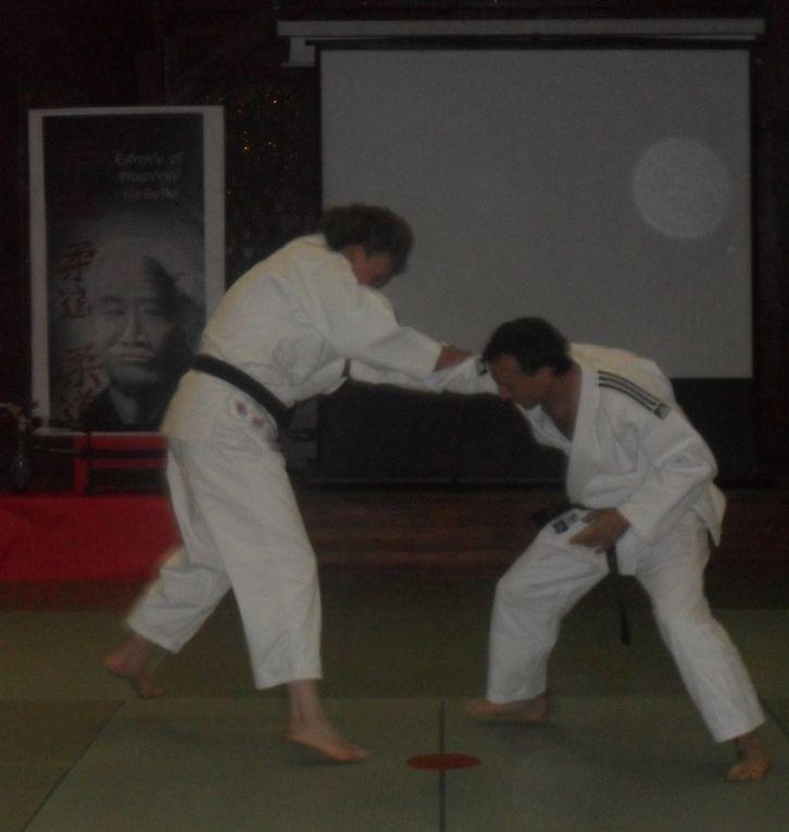 Le gala du Stade Montois Judo Jujitsu se déroula le 21 Mai dernier à l'Auberge Landaise, le but étant de fêter dignement les 60 ans du club. C'est sur la musique de DJ Baptiste que se termina cette belle soirée !