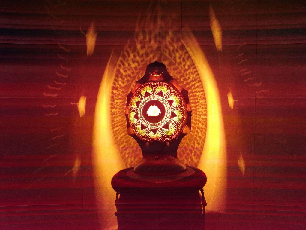 Album - lampes-calbasses-macramé y percussions by art'free'ka