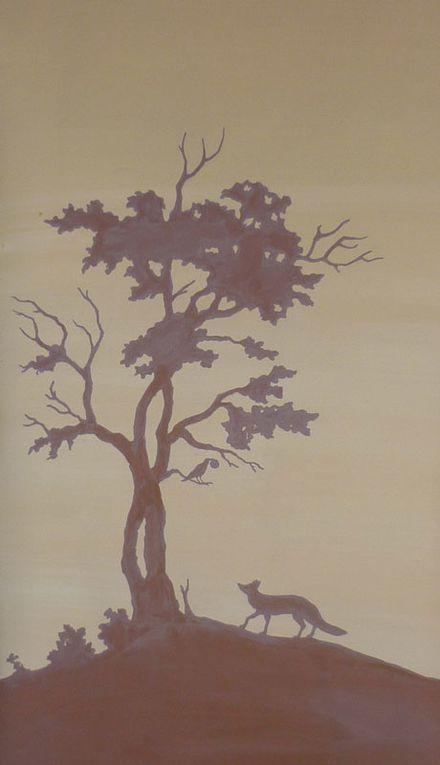 Album - Réalisations de l'Atelier de Peinture Naturelle