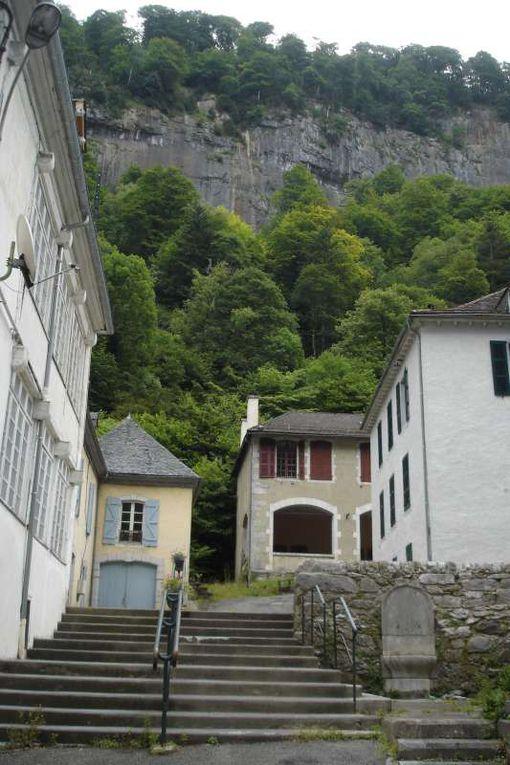 Fête des bergers de Lourdios-Ichère en vallée d'Aspe.