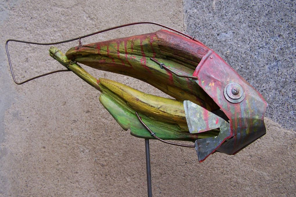 Georges Bellut - Album sculptures 1