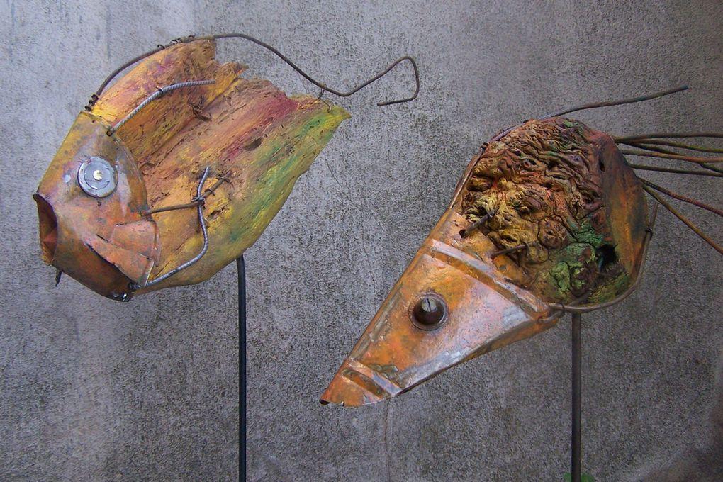Georges Bellut - Album sculptures 3