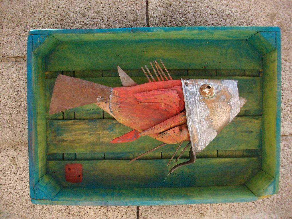Georges Bellut - Album sculptures 6