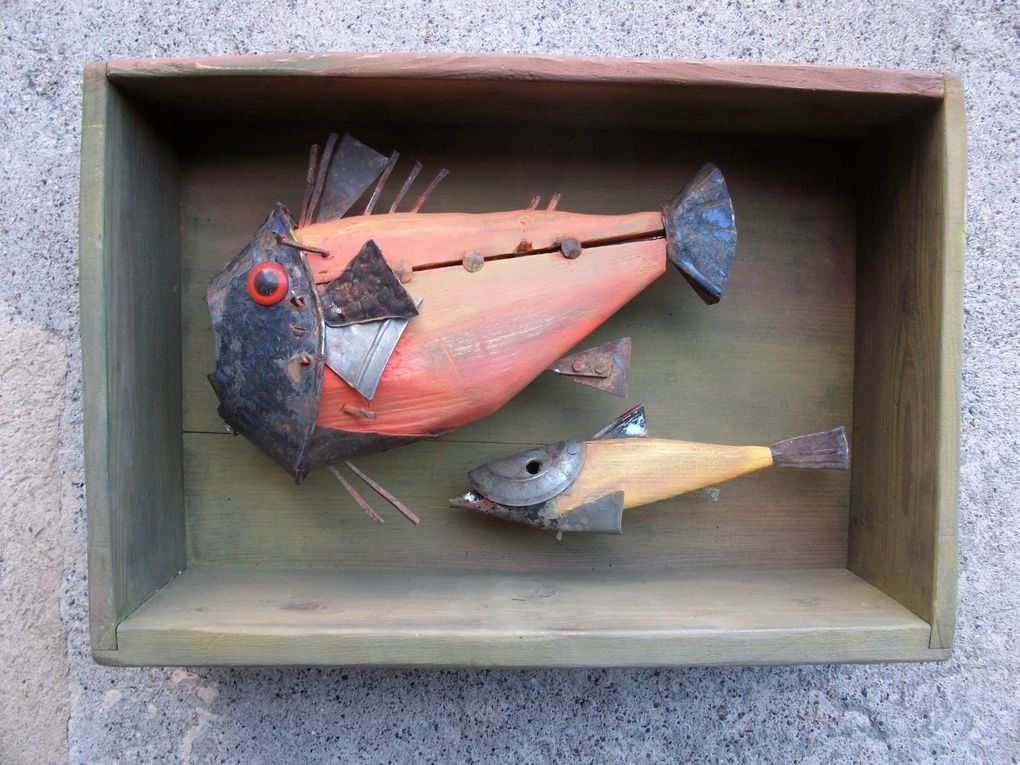 Georges Bellut - Album sculptures 7