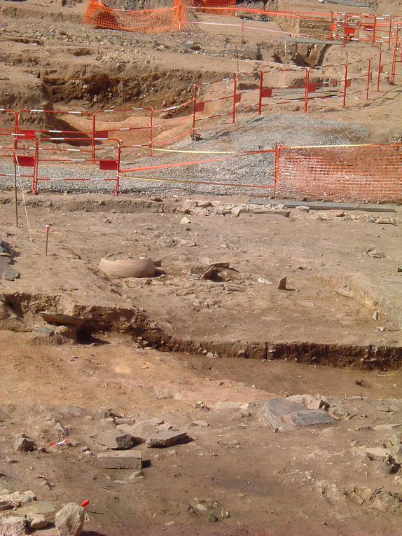 Fin août 2010, les bulldozers détruiront un site unique en Anjou.