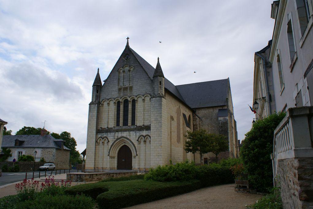 Album - rues de Blaison-Gohier