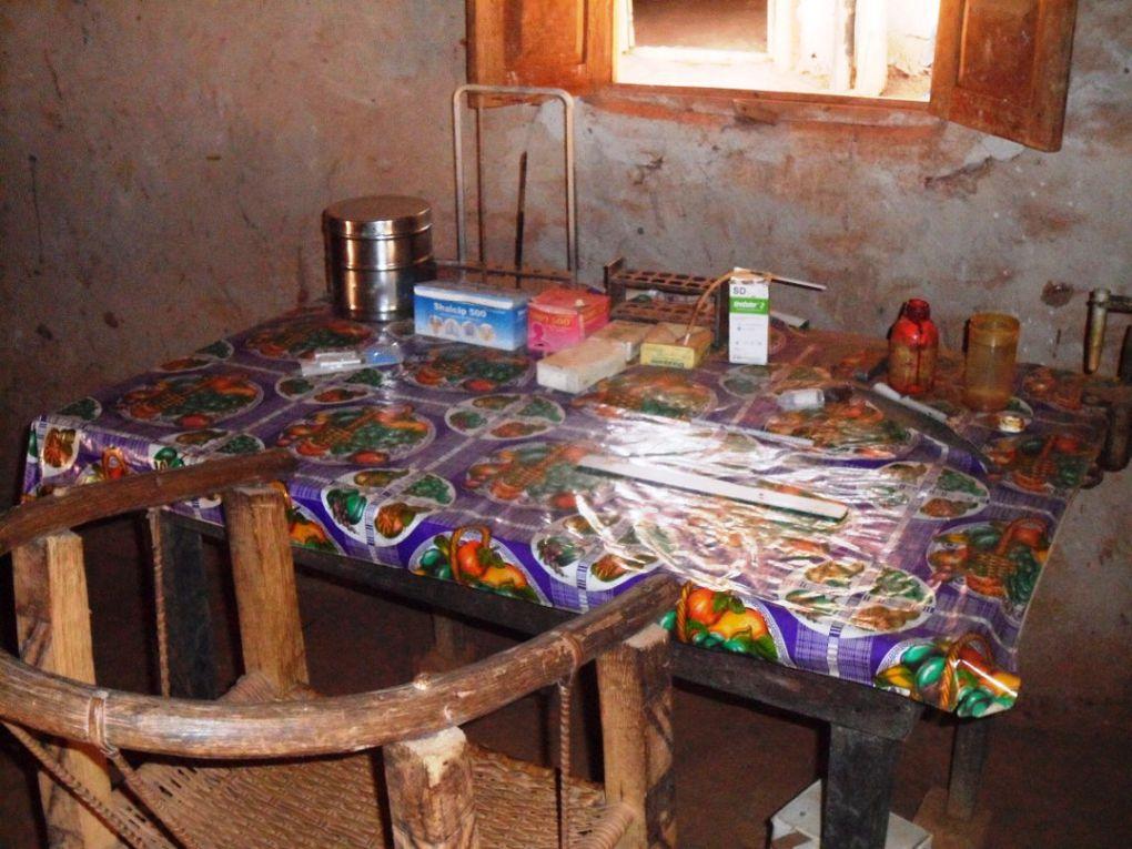 Dafia,village à 7km d'Ango