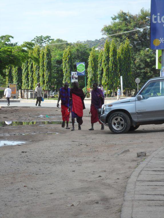 Photos prises lors du trajet Kigali - Dar Es Salaam