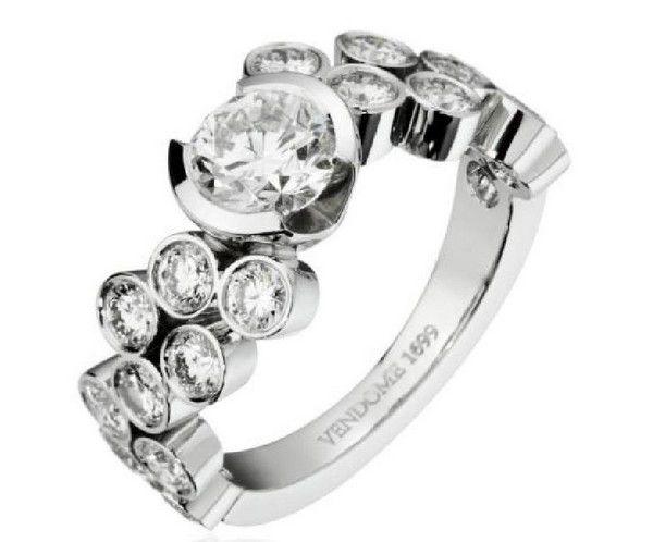 Créateur d'objets précieux : joaillerie haut de gamme (bagues de fiançailles, solitaires en diamants, ...) de prestige, cadeaux et accessoires