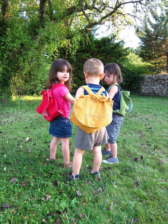 Gisèle, My-Anh, Tom, Oscar et Axel ont choisi leur sac Manuella. Et vous quel sera le votre?