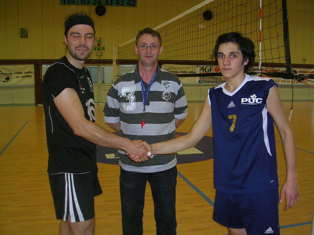 16ème tournoi du Volley Club Sedanais