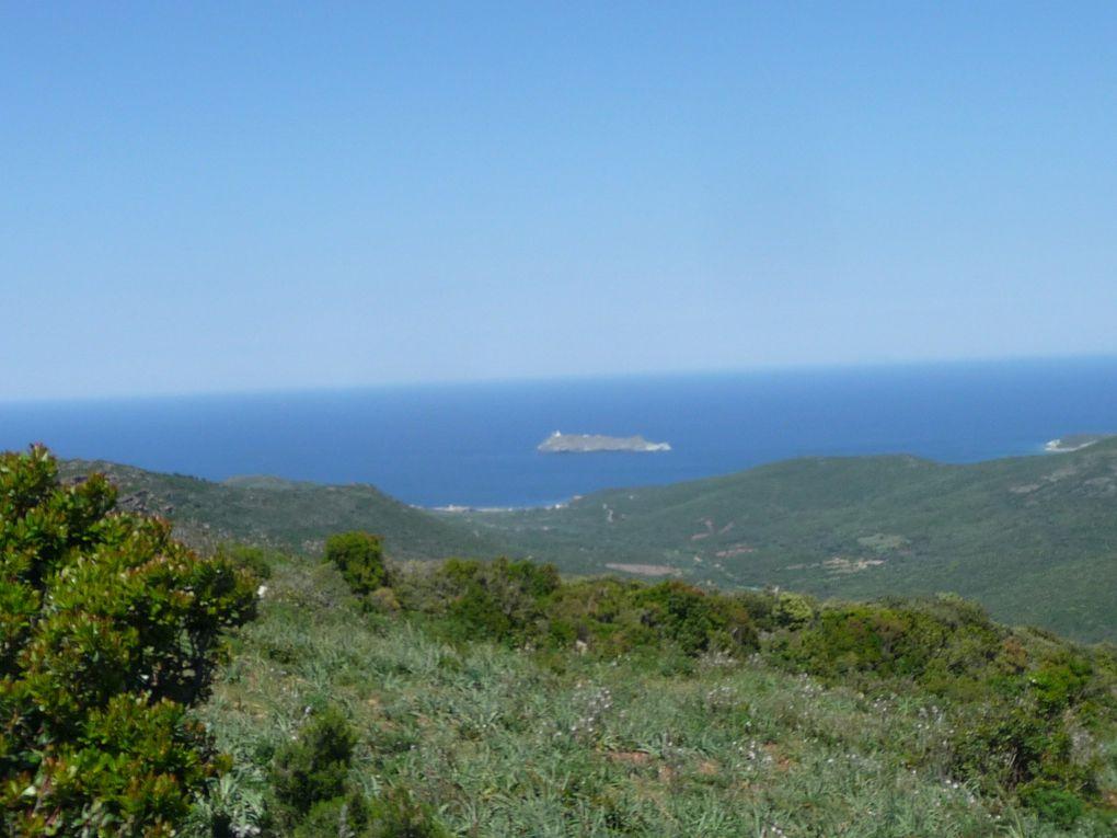 Cent cols en Haute Corse
