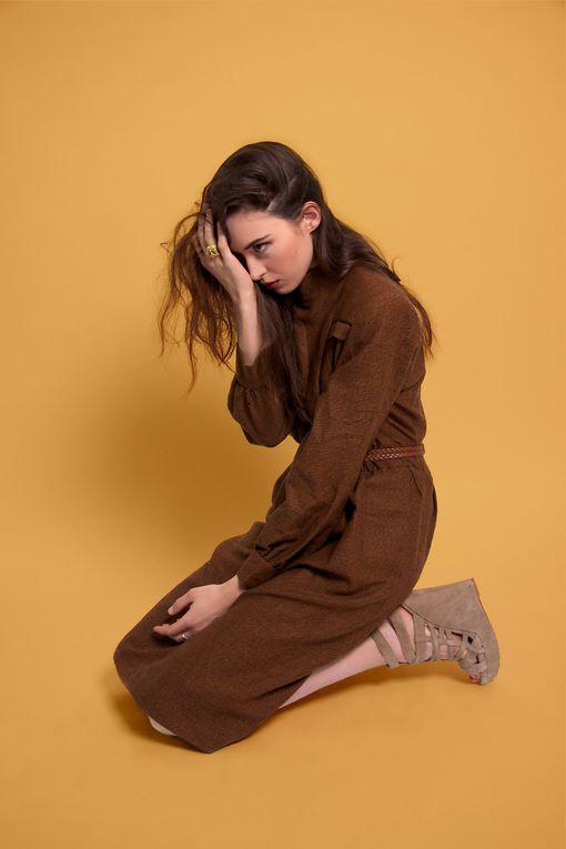 Photographer: Samuel HaickModel: Sina (Idole)Stylist: Aurélie CostaHairdress/Make-up: Elsa Ghighihttp://www.samuel-haick.com/