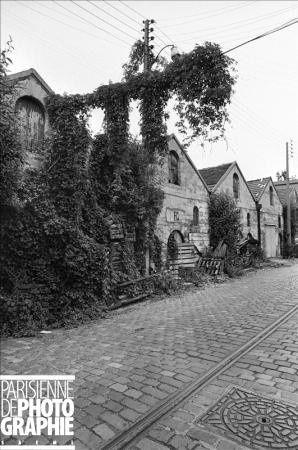 Album - Au temps des pinardiers - Halle aux vins de Bercy