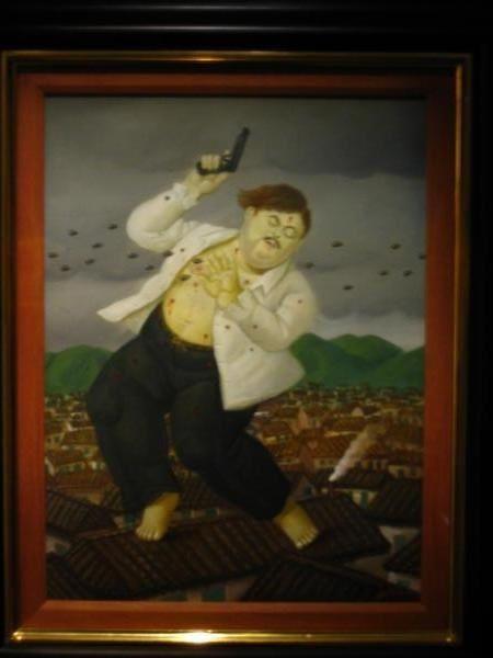 Album - Fernando Botero, peintre &amp&#x3B; sculpteur colombien